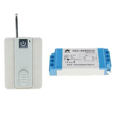 315mhz Self- locking and Interlocked RF Remote Controller Delay Switch