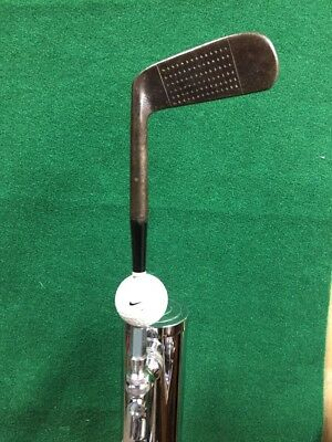 GOLF Tap Handle Vintage W Smith Putter On Nike Ball Beer Keg Vtg