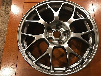 2015 Mitsubishi Lancer Evolution X Mr Bbs Wheel Rim Oem Evo 18x8 5