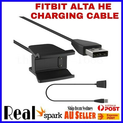 Alta HR USB Charging Charger Cable Cord For Fitbit Alta HR Smart Wristband