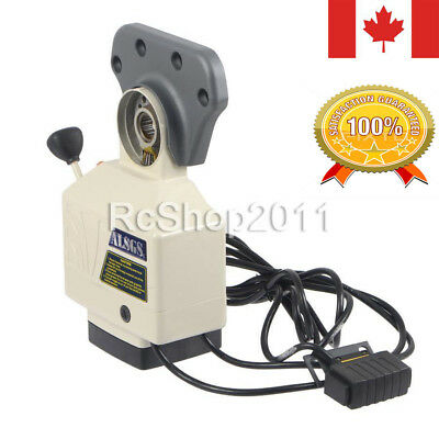 ALSGS 110V Power Feed for Vertical Milling Machine X Y Axis AL-310SX Canada Ship