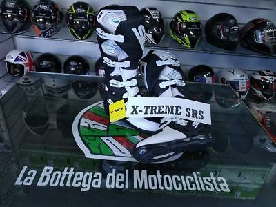 Stivali Cross Enduro Supermotard Sidi X-Treme SRS