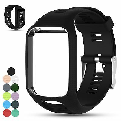 Bracelet Remplacement Smartwatch Fitness Montre TomTom Runner 2 3 Spark 3 Golf 2