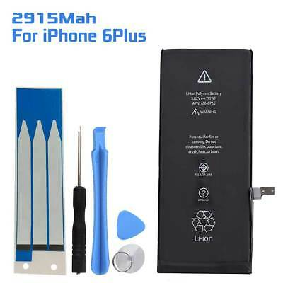 For iPhone 6 Plus Replacement Li-ion Battery 2915mAh with Free Tools & Adhesive