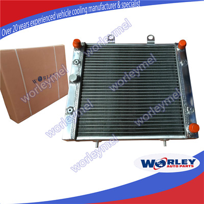 Aluminum Radiateur radiator for Polaris Sportsman 500 2009 2010 2011 2012 2013