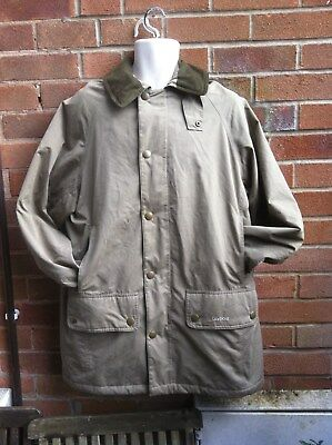Barbour  T372 COBHAM jacket , Country Designer jacket coat size M / L
