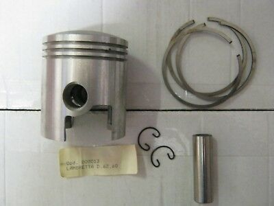 LAMBRETTA GP LI SX 125/150 TO 175 CONVERSION ITALIAN PISTON 62.6mm
