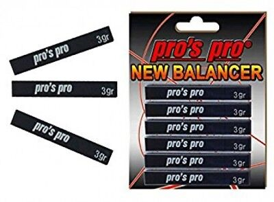 Pro's Pro New Balancer Lead Tape - Tennis Racket Customization - Free P&P