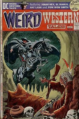 Us Comics Weird Western Tales Silver/bronze Age Collection On Dvd