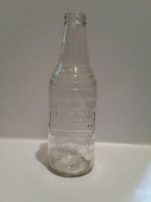 EMPTY IBC ROOT BEER BOTTLE 12 oz. USED WITH DALLAS TEXAS ON IT