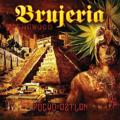 BRUJERIA - Pocho Aztlan  DLP  ORANGE