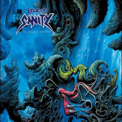 EDGE OF SANITY - The Spectral Sorrows  LP  BLUE