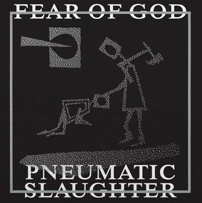FEAR OF GOD - Pneumatic Slaughter - Extended  LP  SILVER