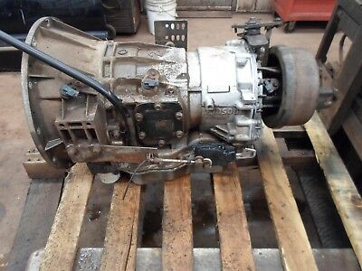 ALLISON 2500PTS AUTOMATIC Transmission At 6310547745 No Core Good Runner