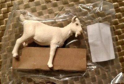 Domestic Goat Toy Figure