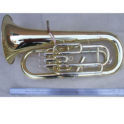 New advanced Bb Euphonium kit 4 Monel pistons brass