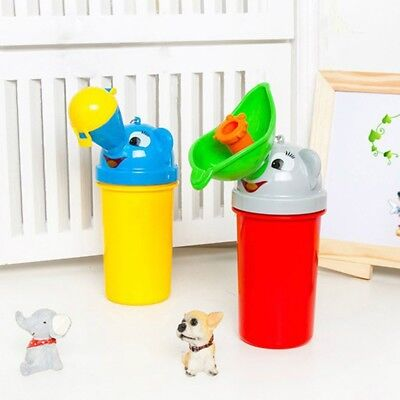 Portable Creative Potty Babies For Outside Travel Children's Potty Toilet  Tools