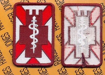 US Army 5th Medical Brigade dress uniform patch
