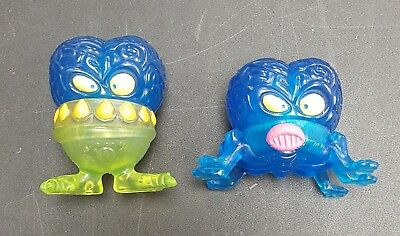 "The Real Ghostbusters: Lot of 2 ""Mini Goopers"" (Kenner, 1984)"