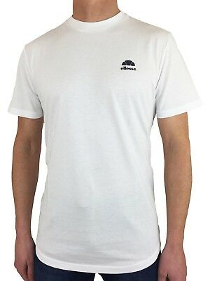 0dffe6b1 ELLESSE T-SHIRT - Mens Canaletto Tee in White - $39.18 | PicClick