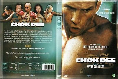 DVD - ChokDee / Action / Bernard Giraudeau (BE)