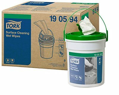Tork Professional Surface Cleaning Wet Wipes - 58 Wipes