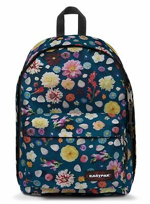 Eastpak Zaino Out of office porta computer colore Navy Plucked