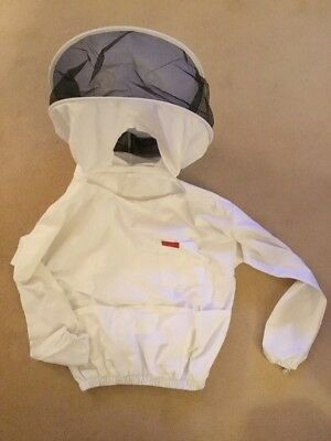 Bee Suit Jacket And Veil Unisex Size X-Small
