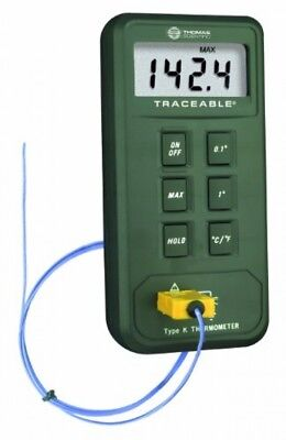 Thomas Traceable Digital Thermometer, with Recorder Output, -50 to 1999 degree F