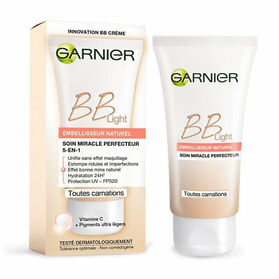 GARNIER BB light Embelisseur naturel 5 en 1 50ml