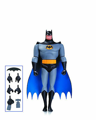 "DC Collectibles Batman The Animated Series BATMAN 6"" Action Figure New."