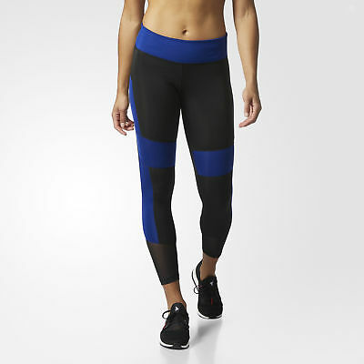 adidas Designed 2 Move Fabric Mix 7/8 Tights Women's