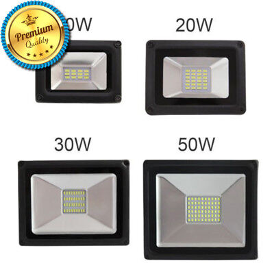 Flooding Led Light 10W 20W 30W 50W Camping Outside Light Projector Warm White