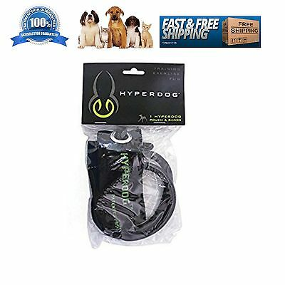 "Hyper Pet Replacement Band/Pouch Black 9.5"" x 4.5"" x 0.63""  FAST FREE SHIPPING"