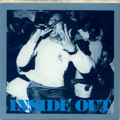 "INSIDE OUT - No Spiritual Surrender  7""  ORANGE"