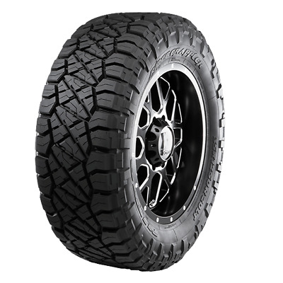 285 60r20 In Inches >> 4 New Lt 285 60r20 Inch Nitto Ridge Grappler Tires 60 20