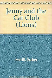 Jenny and the Cat Club (Lions), Averill, Esther, Used; Good Book