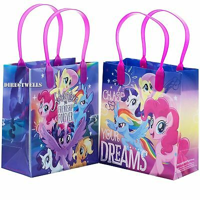 My Little Pony The Movie Goodie Gabs Party Favor Bags Gift Birthday