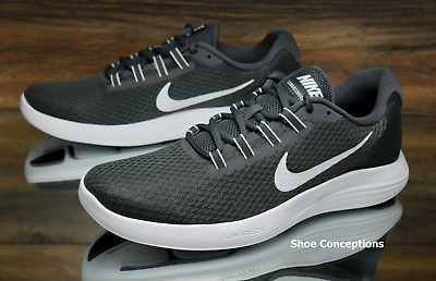 a8d5b79112102 Nike Lunarconverge Dark Grey White 852462-002 Running Shoes Men s Multi Size
