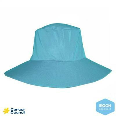 4d35627f2 CANCER COUNCIL GOLF Hat - Black - £21.81 | PicClick UK