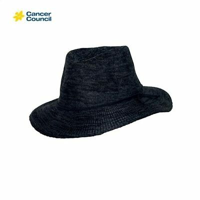 Cancer Council Petite Mannish Style - Black Combo