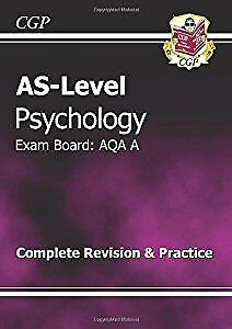 AS-Level Psychology AQA A Complete Revision & Practice (Revision Guide), Richard