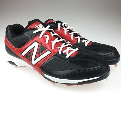 New Balance Men Athletic Shoes MB4040LR Low Cut Metal Baseball Cleats 15