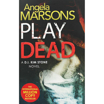 Play Dead by Angela Marsons (Paperback), New Arrivals, Brand New