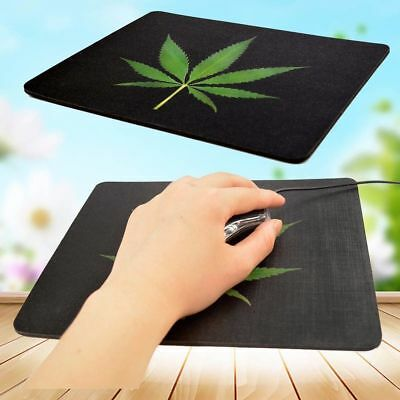 Optical Mouse Pad MousePad 2018 Maple Leaf Comfort Gaming Mat Mice Pad Computer