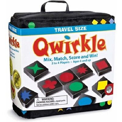 NEW!!! 2019 Travel Qwirkle by Mindware Games – Ages 6 to Adult