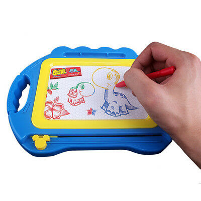 Magnetic Drawing Writing Painting Board Doodle Mat For Child Kids XMAS Gift Toy