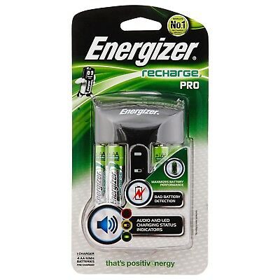Energizer Pro AA Battery Charger