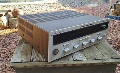 Vintage Marantz 2220 Stereophonic Receiver Tested Working Very Good Condition