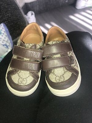 Baby Gucci Trainers